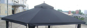 Replacement Canopy Top for YH-13601S 10'x12' Gazebo - APEX GARDEN