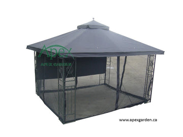 Replacement Canopy Top for YH-14601S 10'x12' Gazebo - APEX GARDEN