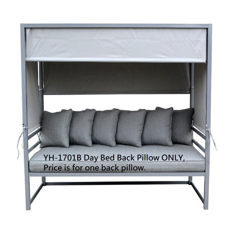 Back Pillow for YH-1701B Day Bed - APEX GARDEN