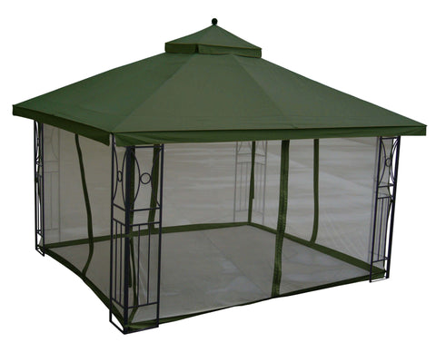 Replacement Canopy Top for YH-9011S 10'x12' Gazebo - APEX GARDEN