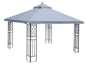 Replacement Canopy Top for YH-C1S 10'x12' Gazebo(NO OVERHANG) - APEX GARDEN