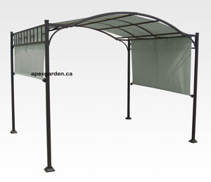 Replacement Canopy Top for YHA-12G / YHA-11G 8'x10' Pergola Sunshade - APEX GARDEN