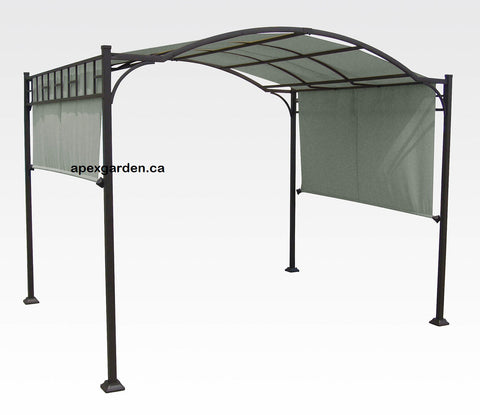 Replacement Canopy Top for YHA-12G 8'x10' Pergola Sunshade - APEX GARDEN