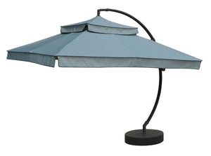 Replacement Canopy Top for YH-6013D 10'X10' Offset Umbrella - APEX GARDEN