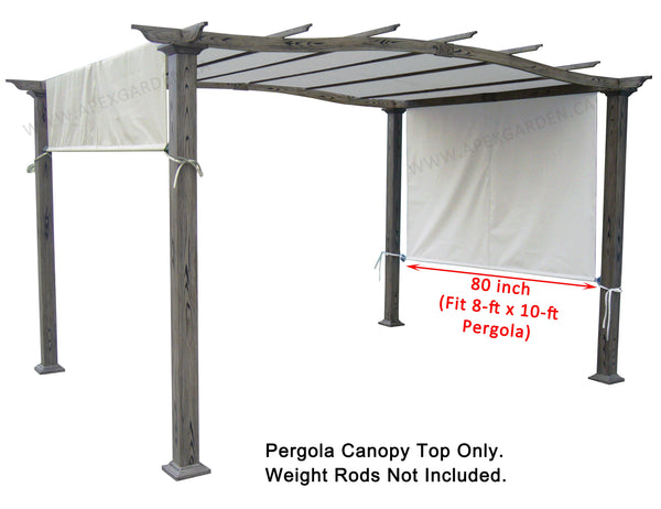 Replacement Canopy Top YHH-13G-1 8'x10' Pergola / Gazebo - APEX GARDEN