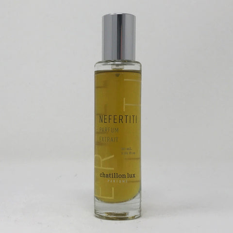 Scent Notes: Nefertiti Travels from Saint Louis to Ancient Egypt