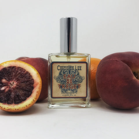 Scent Notes: Eau de Treget Rewrites History