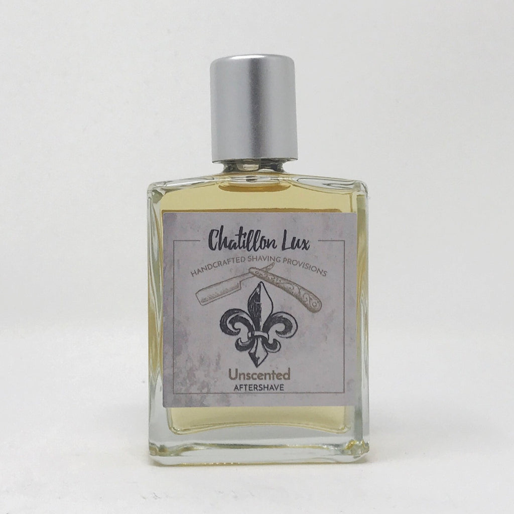Unscented Aftershave