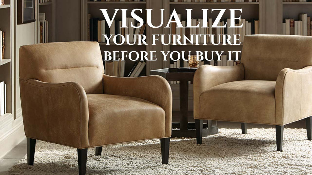 Shopping For New Home Furniture In The Woodlands?  Visualize It?
