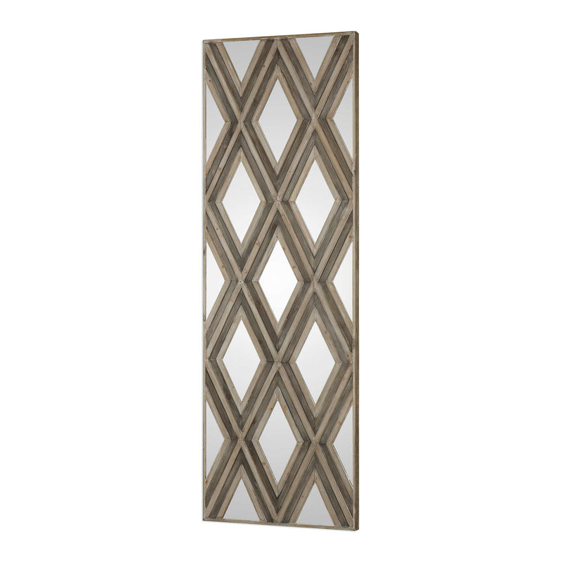 TAHIRA GEOMETRIC WALL MIRROR