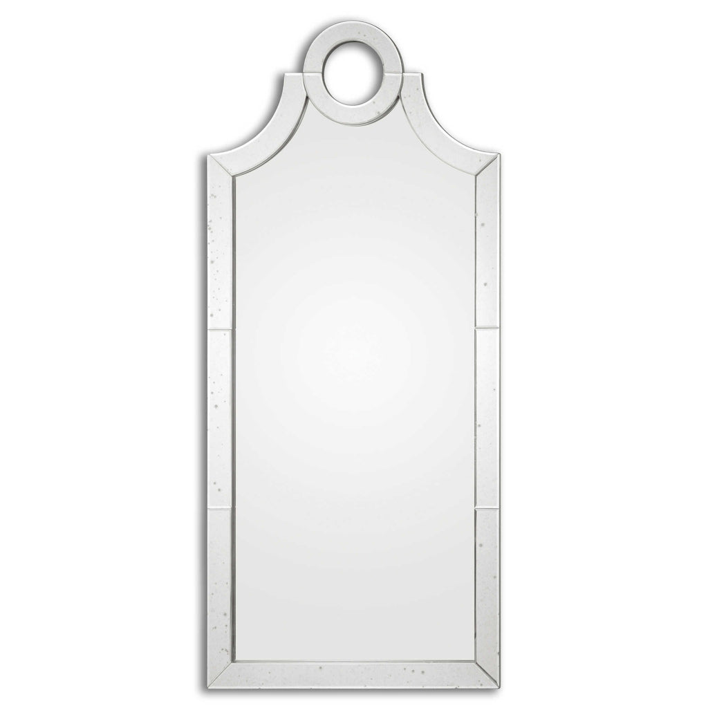 ELEGANT ARCHED MIRROR - Donna's Home Furnishings in Houston