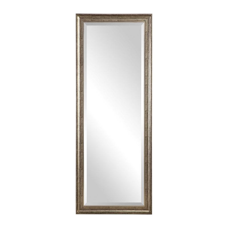 SILVER DRESSING MIRROR - Donna's Home Furnishings in Houston