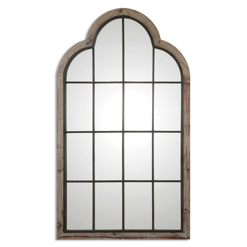 ARCH MIRROR - Donna's Home Furnishings in Houston