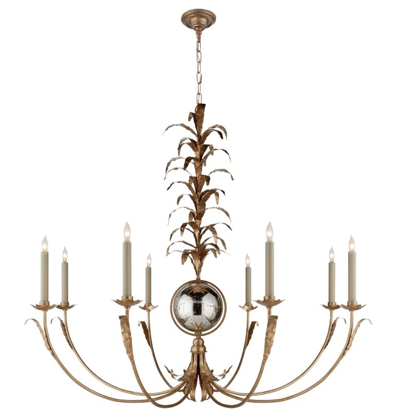 GRAMERCY CHANDELIER - Donna's Home Furnishings in Houston