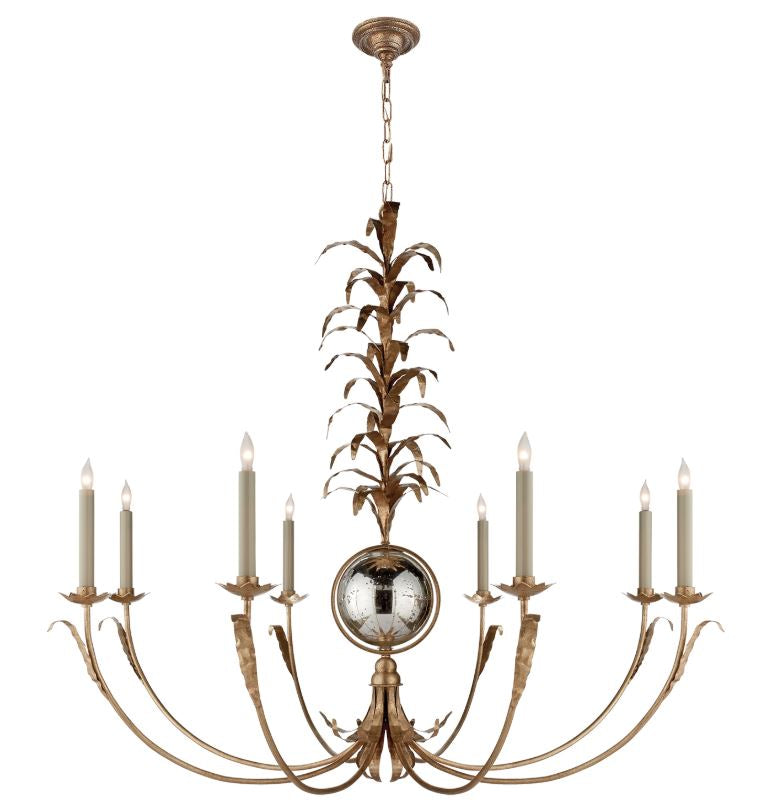 GRAMER CHANDELIER - Donna's Home Furnishings in Houston
