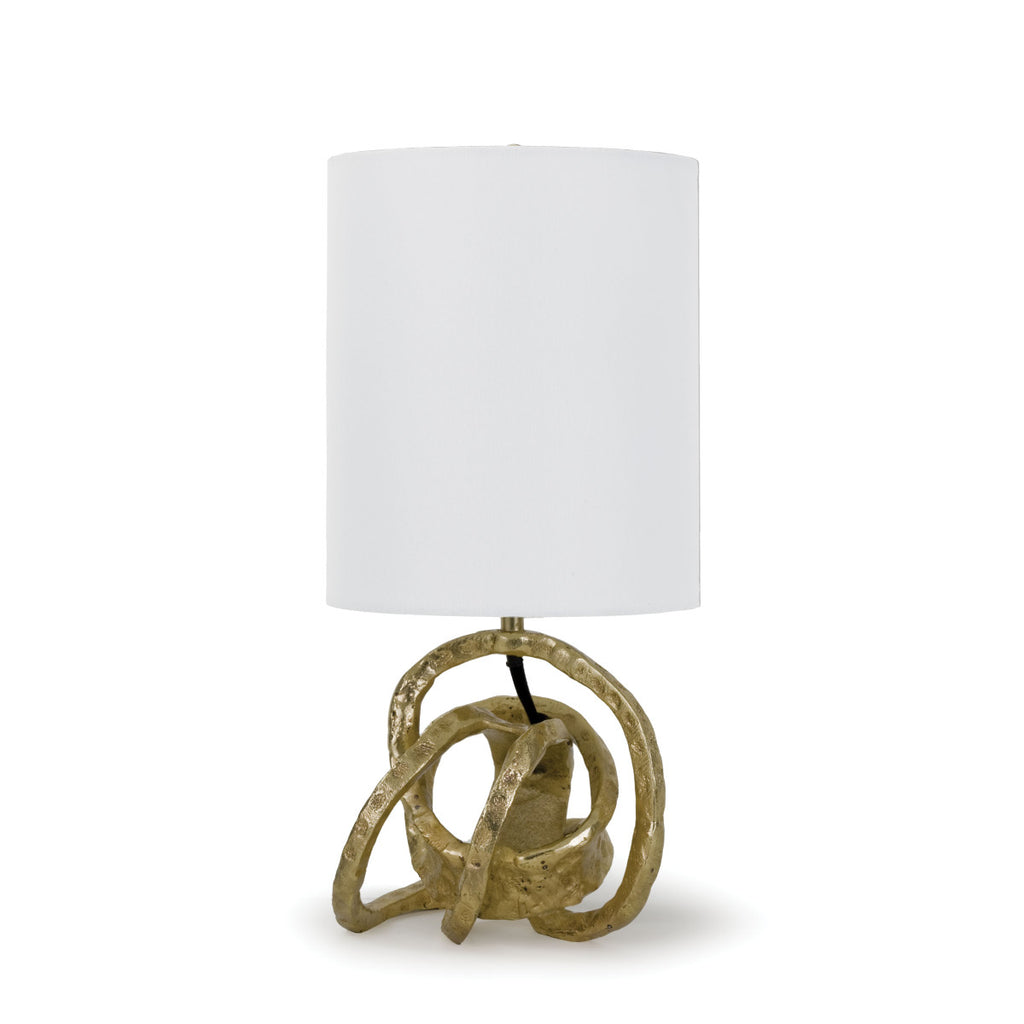 MINI KNOT LAMP - Donna's Home Furnishings in Houston