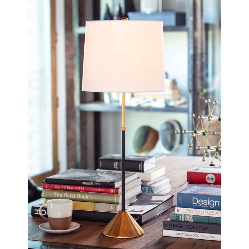 PARASOL TABLE LAMP - Donna's Home Furnishings in Houston