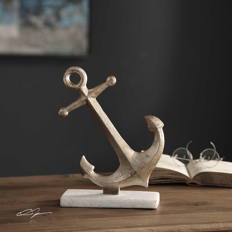 DROP ANCHOR - Donna's Home Furnishings in Houston