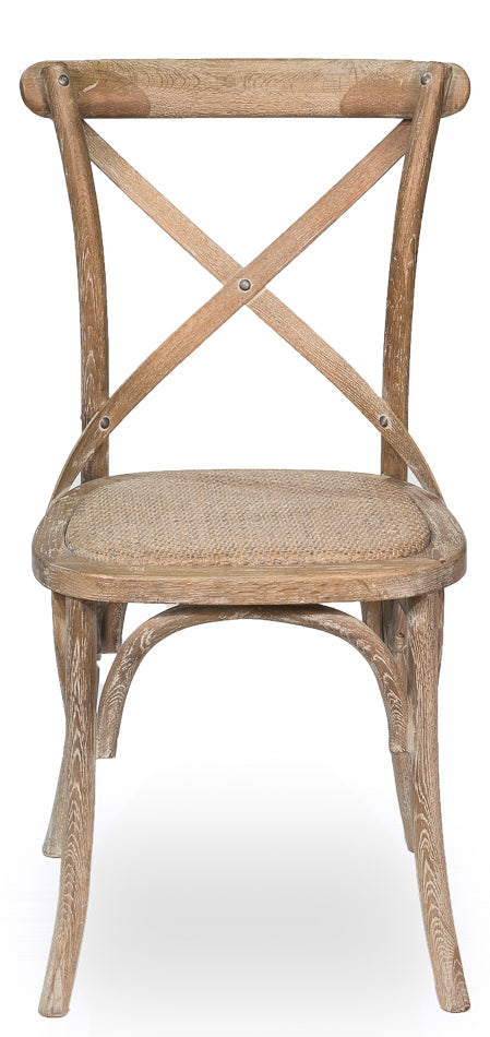 Tuileries Side Chair - Donna's Home Furnishings in Houston