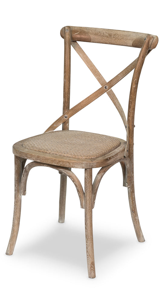 TUILERIES SIDE CHAIR (SOLD IN QUANTITIES OF TWO) - Donna's Home Furnishings in Houston