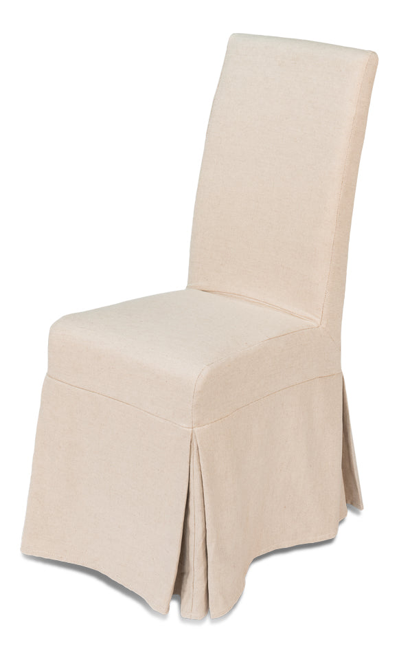 DRAPED SIDE CHAIR (SOLD IN QUANTITIES OF TWO) - Donna's Home Furnishings in Houston