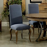 THORNE SIDE CHAIR (SOLD IN QUANTITIES OF TWO) - Donna's Home Furnishings in Houston