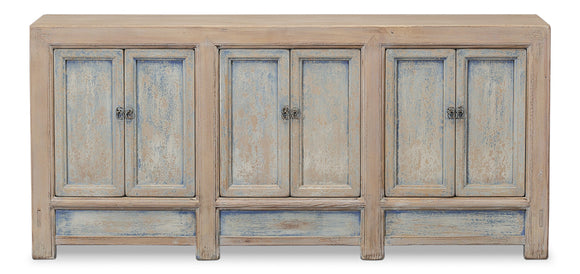 6 DOOR CABINET - Donna's Home Furnishings in Houston
