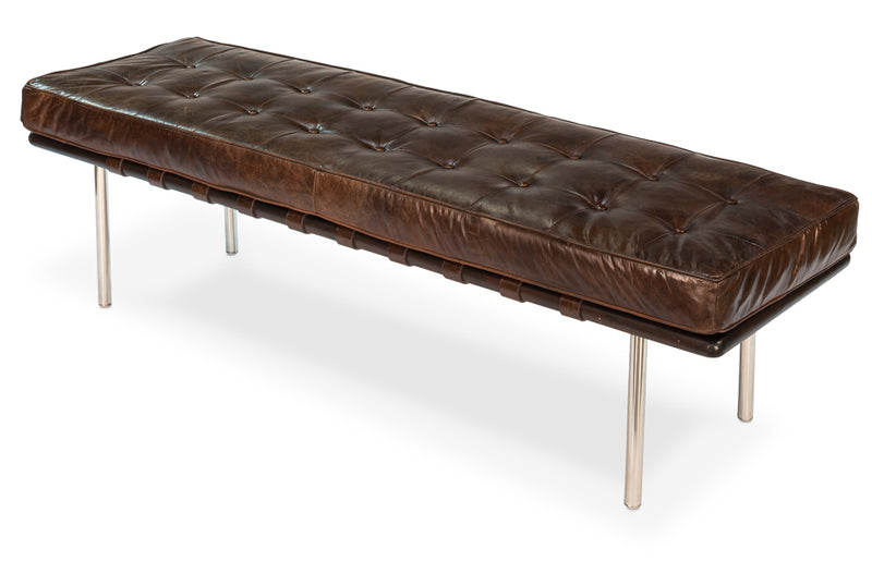 Prince Albert Bench - Donna's Home Furnishings in Houston