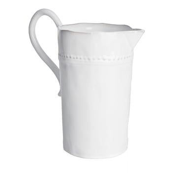 CAROL BEADED PITCHER - Donna's Home Furnishings in Houston