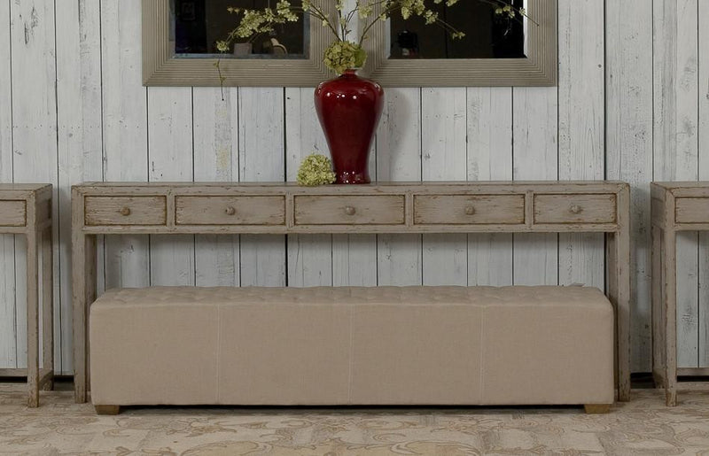 6 Foot Bench - Donna's Home Furnishings in Houston