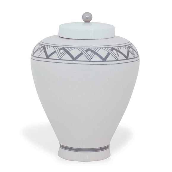 CARL CREAM JAR - Donna's Home Furnishings in Houston
