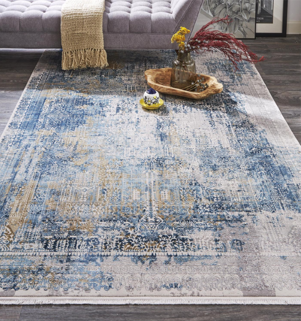 CADIZ BLUE GRAY - Donna's Home Furnishings in Houston