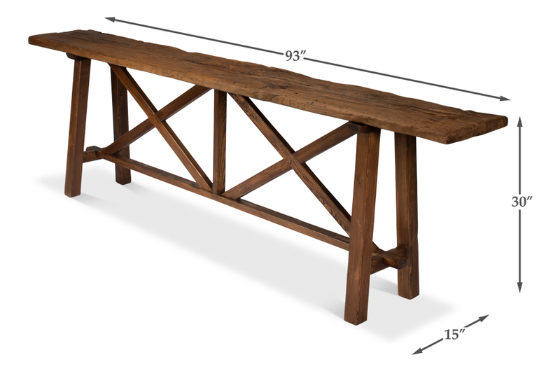 SOFA BASE TABLE - Donna's Home Furnishings in Houston