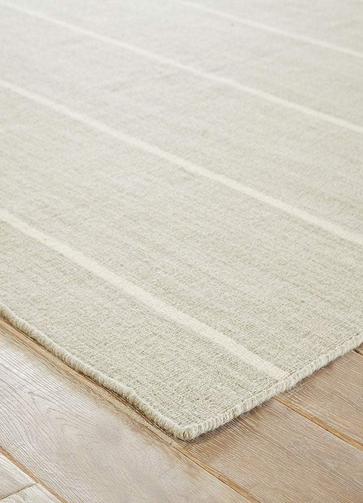 Jaipur Coastal Shores COH17 Flat Weave Wool Rug in Paloma/Egret - Donna's Home Furnishings in Houston