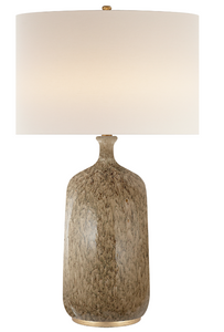 MARBELIZED SIENNA CULLODEN TABLE LAMP