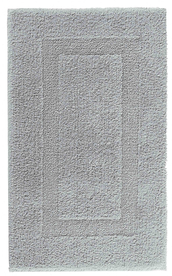 CLASSIC BATH RUG 20X31 SILVER - Donna's Home Furnishings in Houston