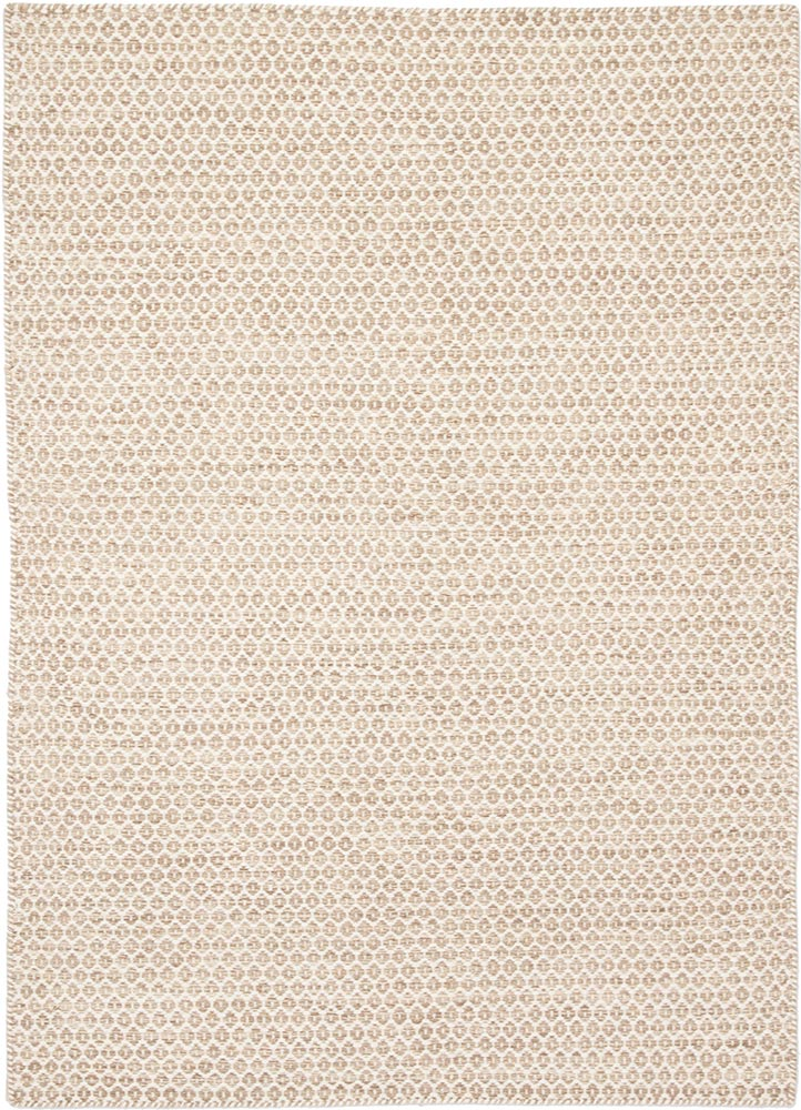 Jaipur Enclave ENC04 Flat Weave Rug in Snow White/Nougat - Donna's Home Furnishings in Houston