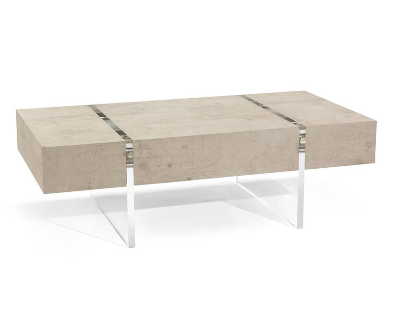 LOCUST COFFEE TABLE - Donna's Home Furnishings in Houston