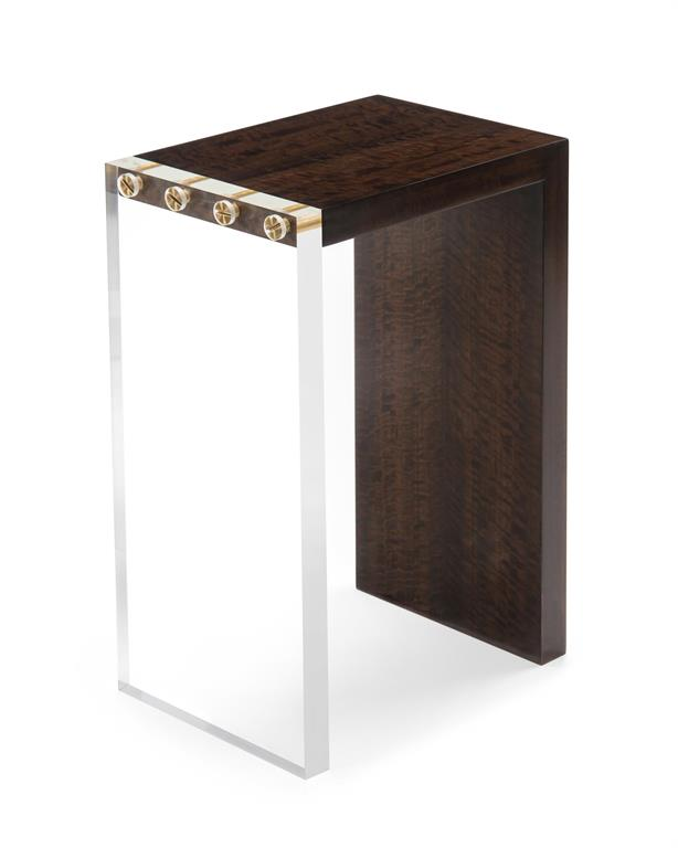 CLARITY MARTINI TABLE - Donna's Home Furnishings in Houston