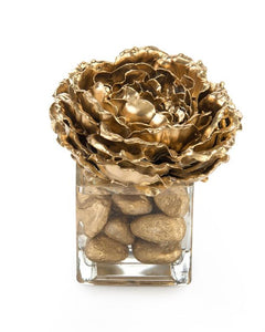 GOLDEN PEONY - Donna's Home Furnishings in Houston