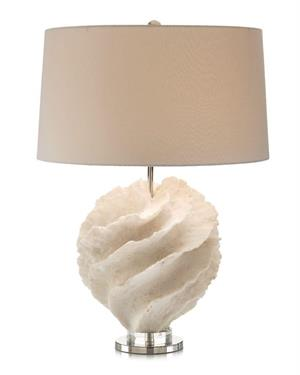 SPIRAL TABLE LAMP - Donna's Home Furnishings in Houston