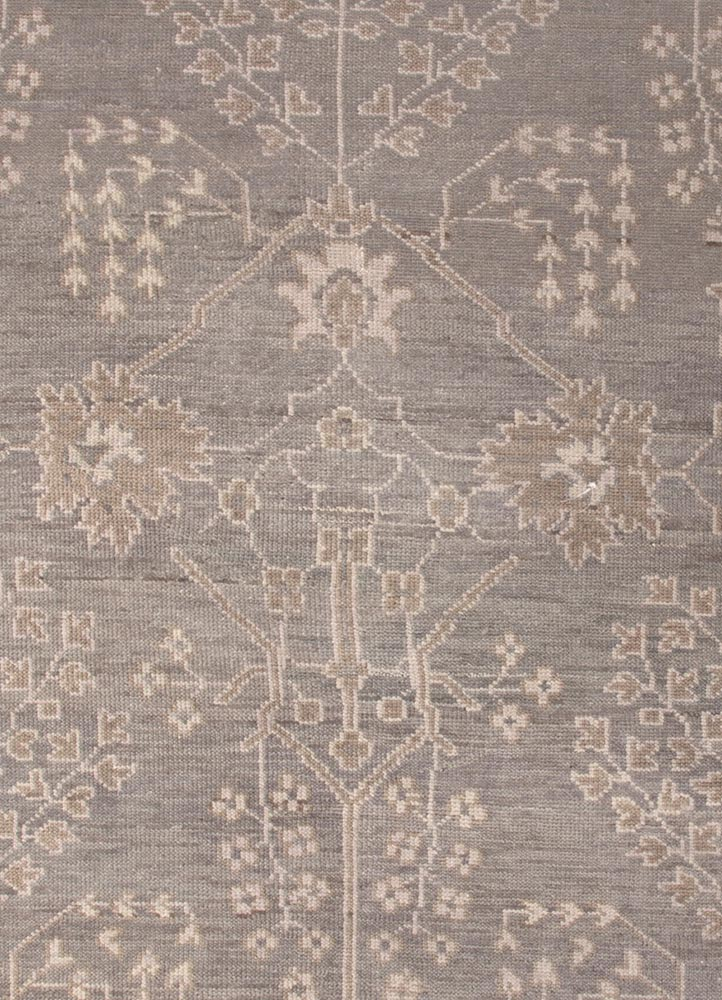 Jaipur LIB02 Liberty Hand-Knot Rug in Pelican/Frost Gray - Donna's Home Furnishings in Houston
