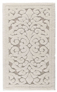 LINEN VINTAGE BATH RUG 24X39 - Donna's Home Furnishings in Houston
