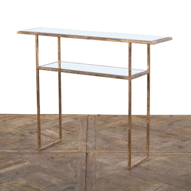 AMBERT CONSOLE - Donna's Home Furnishings in Houston