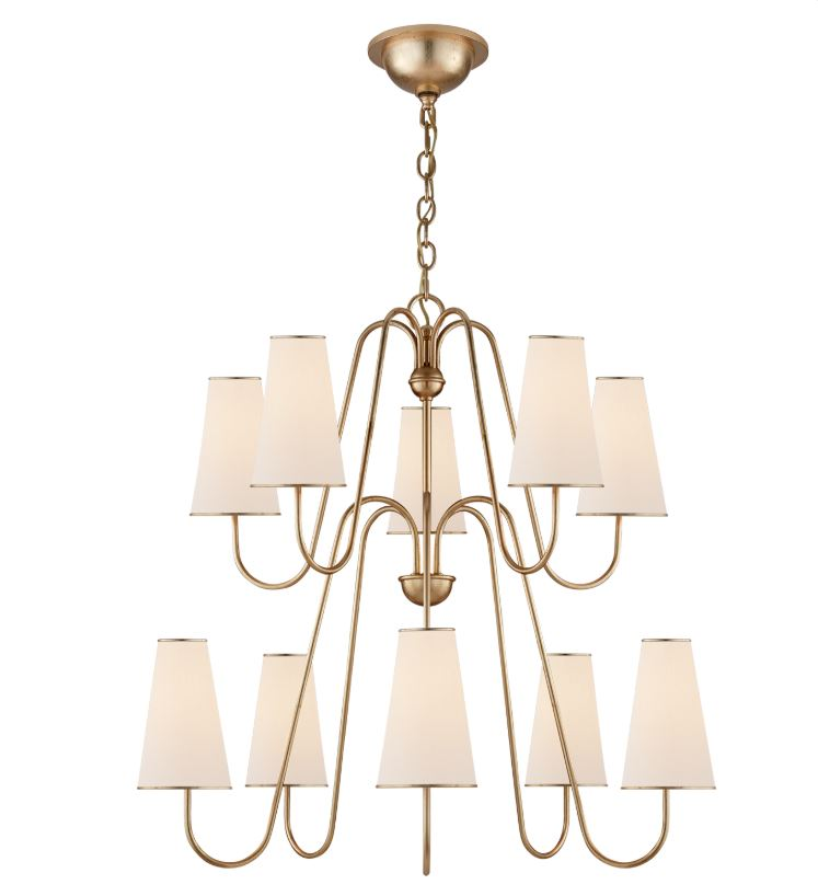 MONTRE CHANDELIER - Donna's Home Furnishings in Houston