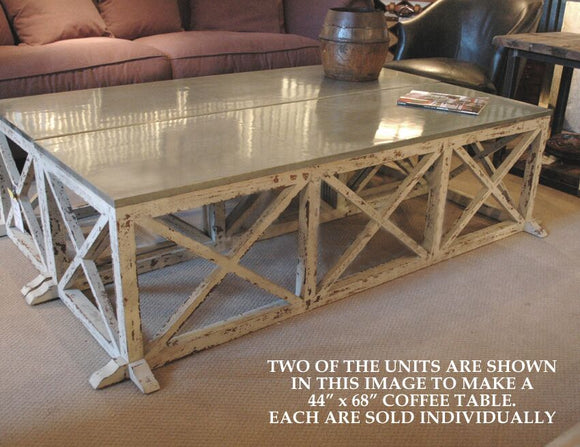 CAHORS COFFEE TABLE - Donna's Home Furnishings in Houston