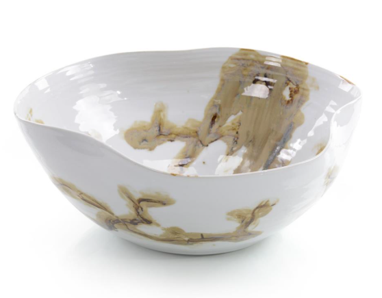 FLOATING BRANCHES BOWL - Donna's Home Furnishings in Houston