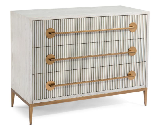 CARLYLE CHEST - Donna's Home Furnishings in Houston