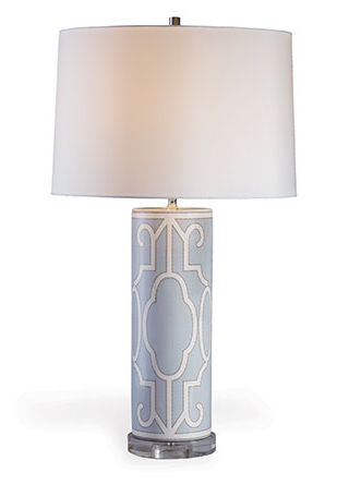 MING FRETWORK LAMP