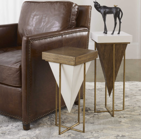 KANOS ACCENT TABLE S/2